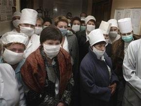 Тимошенко заявила о намерении модернизировать украинские больницы