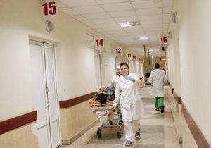 В Черниговской области отравились  22 воспитанника школы-интерната