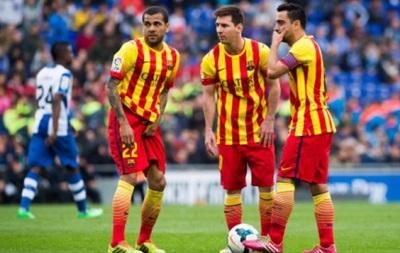 Барселона подала апелляцию на запрет трансферной деятельности