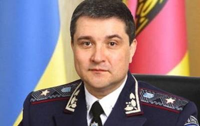 Подал в отставку начальник милиции Донецкой области