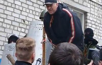 Трое милиционеров пострадали во время проведения спецоперации в Славянске