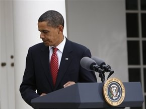 Обама исключил возможность вывода войск США из Афганистана