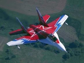 В России приостановлены полеты всех МиГ-29