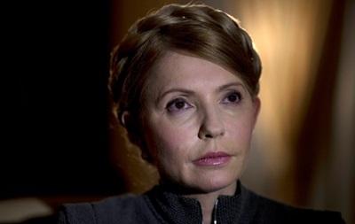 Тимошенко выступает против силового варианта разрешения конфликта на Востоке