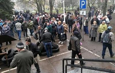 Милиция Мариуполя открыла уголовное дело по факту массовых беспорядков