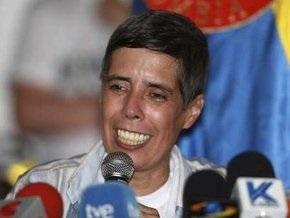 Повстанцы Колумбии освободили экс-губернатора, находившегося в плену 8 лет