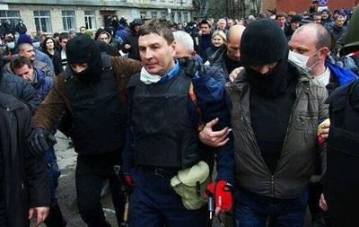 Аваков опроверг информацию о смерти начальника Горловской милиции