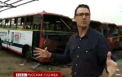 Место взрыва в Нигерии глазами корреспондента BBC