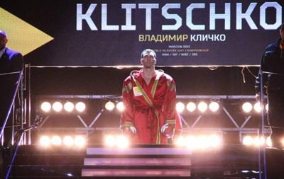 Кличко занял пятое место в рейтинге боксеров по версии журнала Sports Illustrated