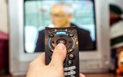 В Донецкой и Луганской областях частично возобновили вещание российских каналов