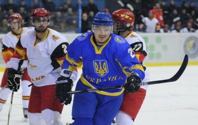 Лидер сборной Украины по хоккею пропустит чемпионат мира