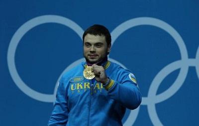 Украинский чемпион Олимпиады в Лондоне переходит на работу в Федерацию тяжелой атлетики