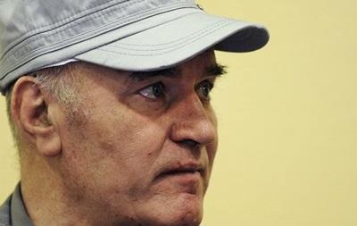 Международный трибунал отказался освободить сербского генерала Младича