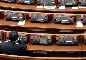 Яценюк заявил, что Рада не станет вводить сенсорную систему голосования: Это не более чем втирание очков
