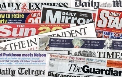 Обзор прессы Британии: Время опасаться Путина