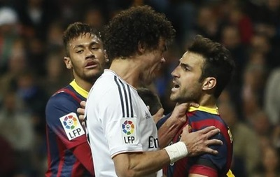 Матч Барселона - Реал