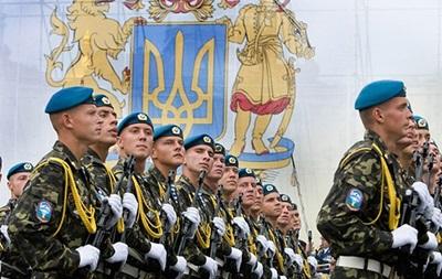 Рада не проголосовала за возобновление призыва в армию