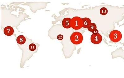 Россия занимает 10 место по числу нераскрытых убийств журналистов