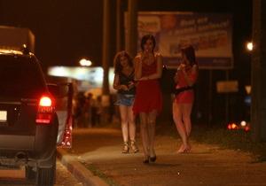 Украинские школьницы назвали проституцию престижной профессией