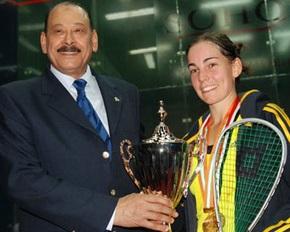 В Шарм-эль-Шейхе завершился престижный турнир по сквошу