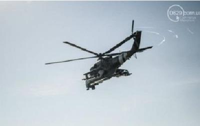 В аэропорту Мариуполя приземлились пять военных вертолетов - СМИ