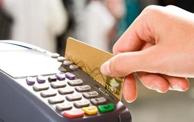 В Украине в 2014 г. в полтора раза увеличились расчеты банковскими картами