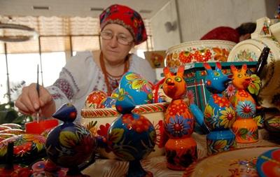 Фольклорный фестиваль Пасхальные узоры