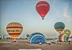 Египет - Катастрофа воздушного шара над Луксором: новые данные