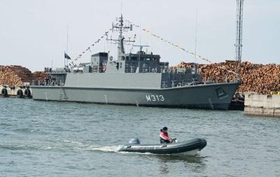 НАТО отправит в Балтийское море пять военных кораблей