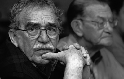 Прощание с писателем Габриэлем Гарсиа Маркесом