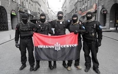 Правого сектора на Востоке Украины нет – советник МВД