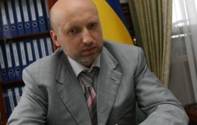 Турчинов уволил главу СБУ в Кировоградской области