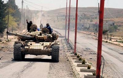 США поставляют сирийским боевикам противотанковое оружие – СМИ