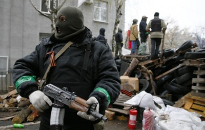 МВД Украины подтвердило перестрелку на блок-посту в Славянске