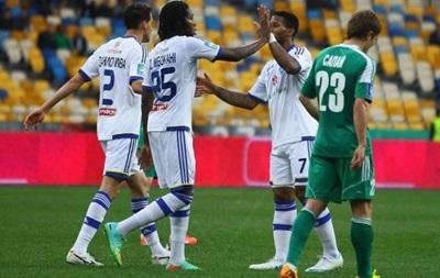 Динамо вырывает победу в матче с полтавской Ворсклой