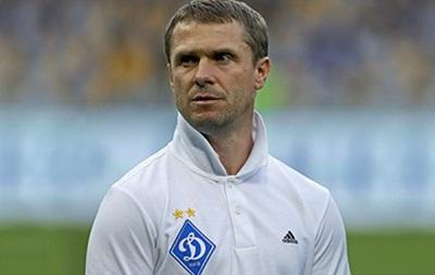 Сергей Ребров прокомментировал свою первую победу во главе Динамо