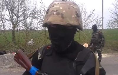 Один из бойцов самообороны Славянска рассказал о нападении на блок-пост