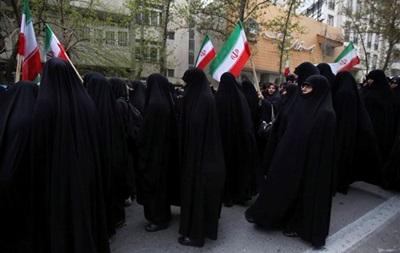 В Иране объявили амнистию для заключенных-женщин