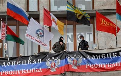 Спецмиссия ОБСЕ не может подтвердить освобождение админзданий на востоке Украины