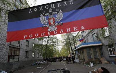 Ночь в Славянске прошла тревожно, но без жертв