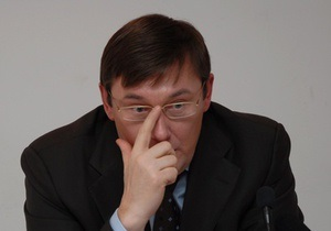 Луценко: Партия регионов установила систему  енакиевомыслия