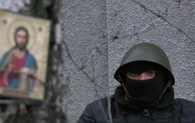 В Славянске похитили трех иностранных журналистов