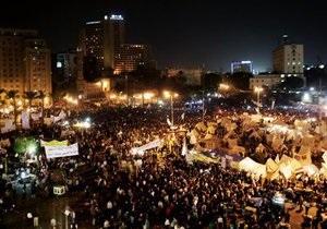 В Каире в ходе столкновений ранены более 200 человек