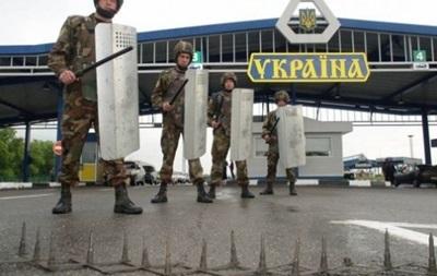 Госпогранслужба Украины усиливает контрольные посты на границе с Крымом