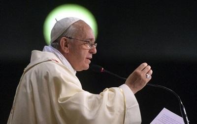 Папа Римский встретится с Яценюком