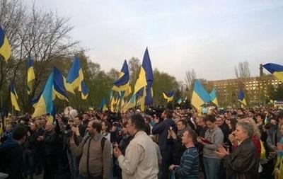 Федерализацию Украины поддерживает 16% граждан – опрос