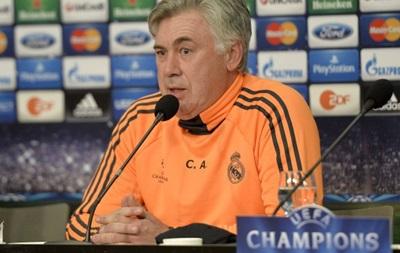 Тренер Реала: Мы мечтаем о победе в Лиге чемпионов больше, чем кто-либо еще