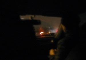 ДТП с участием четырех авто в Киеве: погиб пешеход