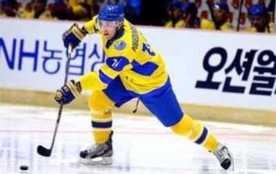 Сборная Украины по хоккею в драматическом матче уступила Японии на ЧМ-2014