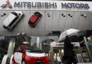 Убытки Mitsubishi Motors выросли в пять раз